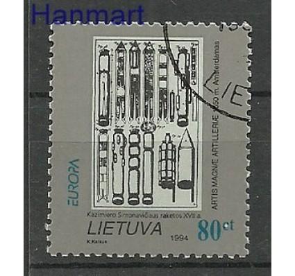 Znaczek Litwa 1994 Mi 555 Stemplowane