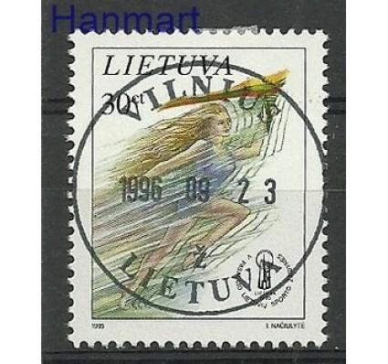 Znaczek Litwa 1995 Mi 588 Stemplowane