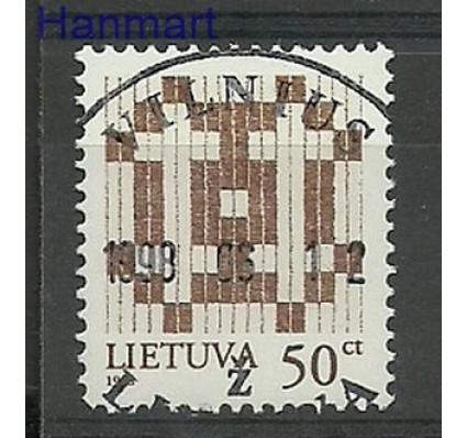 Znaczek Litwa 1998 Stemplowane