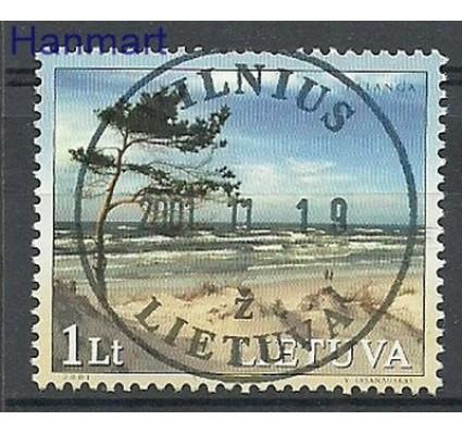 Znaczek Litwa 2001 Mi 766 Stemplowane