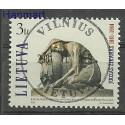 Litwa 2001 Mi 772 Stemplowane