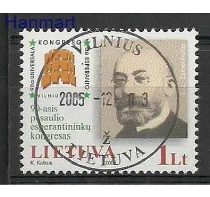 Znaczek Litwa 2005 Mi 880 Stemplowane