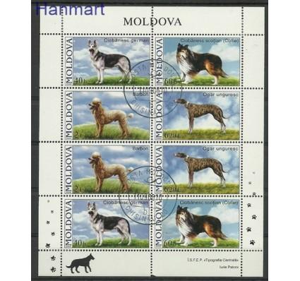 Znaczek Mołdawia 2006 Mi 565-568 Stemplowane