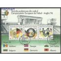 Mołdawia 1994 Mi bl 5 Stemplowane