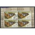 Mołdawia 2006 Mi vie 551 Stemplowane
