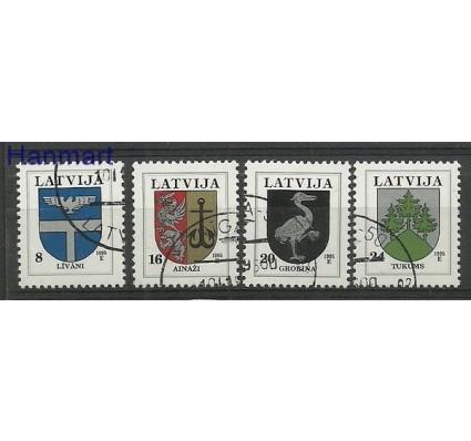 Znaczek Łotwa 1995 Stemplowane