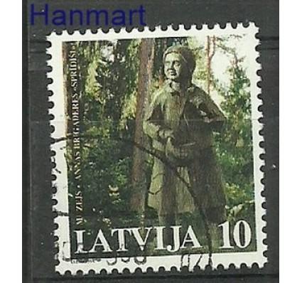 Znaczek Łotwa 1998 Mi 475 Stemplowane