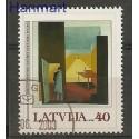Łotwa 2003 Mi 583 Stemplowane