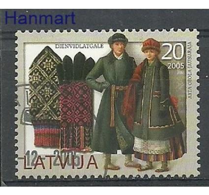 Znaczek Łotwa 2005 Mi 648 Stemplowane
