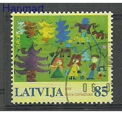 Znaczek Łotwa 2006 Mi 674 Stemplowane
