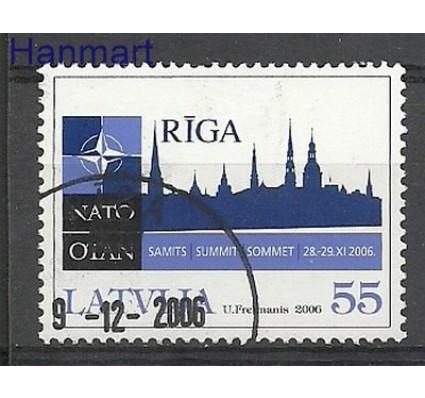 Znaczek Łotwa 2006 Mi 686 Stemplowane