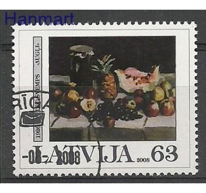 Znaczek Łotwa 2008 Mi 723 Stemplowane