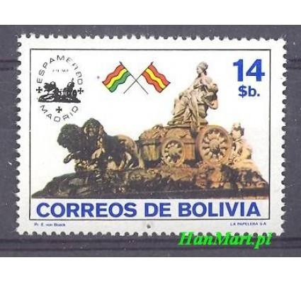 Znaczek Boliwia 1980 Mi 966 Czyste **