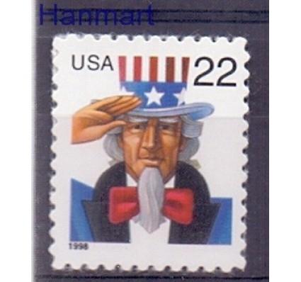 Znaczek USA 1998 Mi 3064BA Czyste **