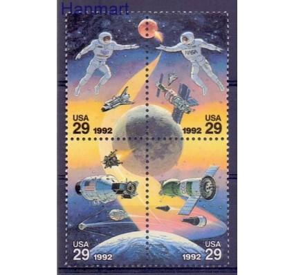 Znaczek USA 1992 Mi 2235-2238 Czyste **