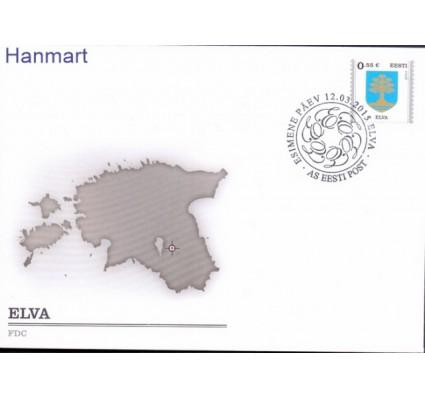 Znaczek Estonia 2015 Mi 818 FDC