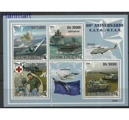 Znaczek Wyspy Św. Tomasza i Książęca 2009 Mi 4098-4101 Czyste **