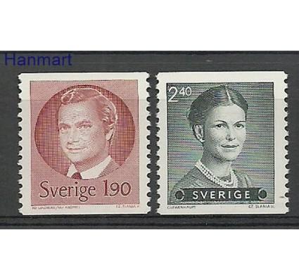 Znaczek Szwecja 1984 Mi 1276-1277 Czyste **