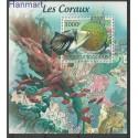 Togo 2012 Mi bl 699 Czyste **