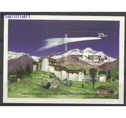 Znaczek Bhutan 1986 Mi bl 132 Czyste **