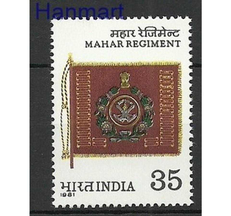 Indie 1981 Mi 887 Czyste **