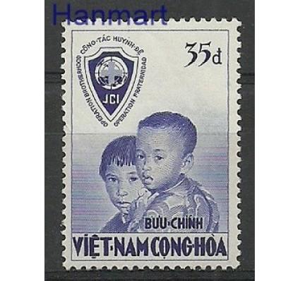 Znaczek Wietnam Południowy 1956 Mi 134 Czyste **