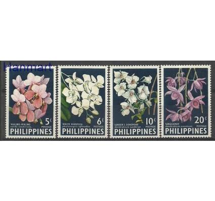 Znaczek Filipiny 1962 Mi 692-695 Czyste **