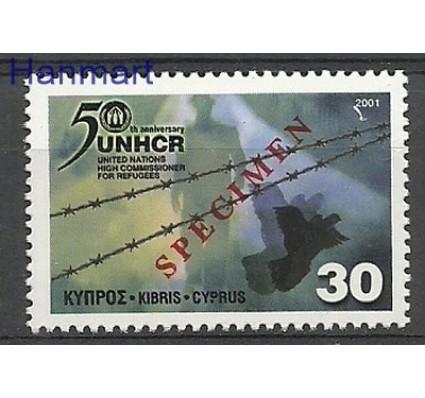 Znaczek Cypr  2001 Mi spe 973 Czyste **