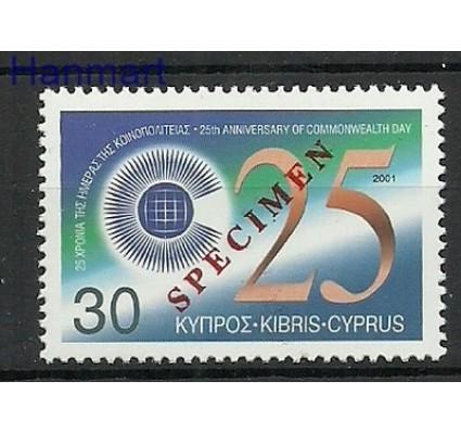 Cypr  2001 Mi spe 975 Czyste **