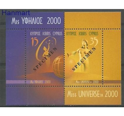 Znaczek Cypr  2000 Mi spebl 22 Czyste **