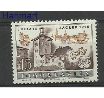 Znaczek Jugosławia 1956 Mi 788 Czyste **