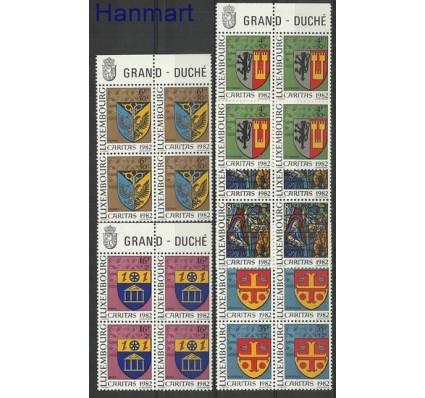 Znaczek Luksemburg 1982 Mi zf 1063-1067 Czyste **