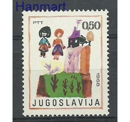 Znaczek Jugosławia 1968 Mi 1304 Czyste **