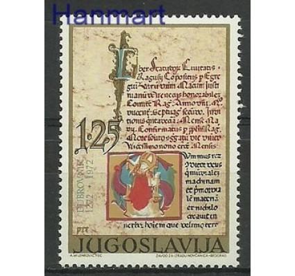 Znaczek Jugosławia 1972 Mi 1449 Czyste **