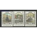 Włochy 1974 Mi 1469-1471 Czyste **