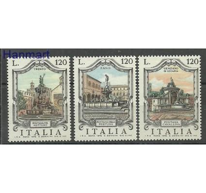 Znaczek Włochy 1976 Mi 1627-1629 Czyste **