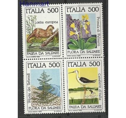 Znaczek Włochy 1985 Mi 1926-1929 Czyste **