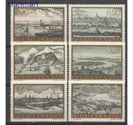 Znaczek Jugosławia 1973 Mi 1499-1504 Czyste **
