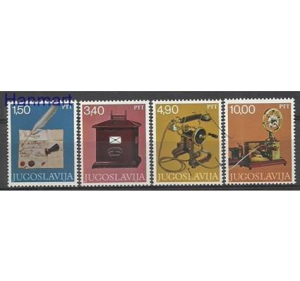 Znaczek Jugosławia 1978 Mi 1716-1719 Czyste **