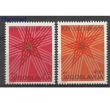 Znaczek Jugosławia 1979 Mi 1784-1785 Czyste **