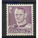 Dania 1955 Mi 355 Czyste **