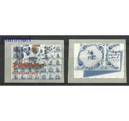 Znaczek Holandia 1998 Mi 1642-1643 Czyste **