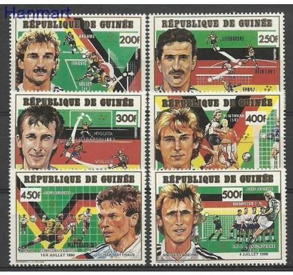 Znaczek Gwinea 1991 Mi 1308-1313 Czyste **