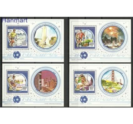 Znaczek Gwinea 1994 Mi 482-484 Czyste **