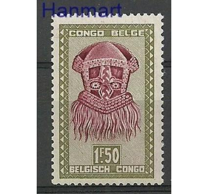 Znaczek Kongo Belgijskie 1950 Mi 274 Czyste **