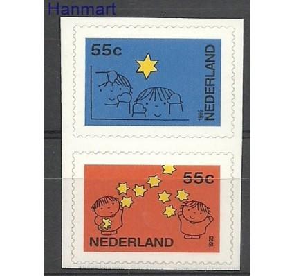 Znaczek Holandia 1995 Mi 1561-1562 Czyste **