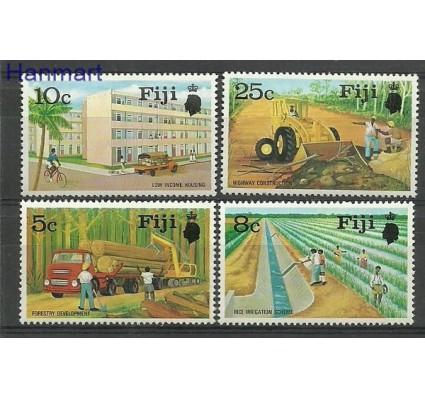 Znaczek Fidżi 1973 Mi 306-309 Czyste **