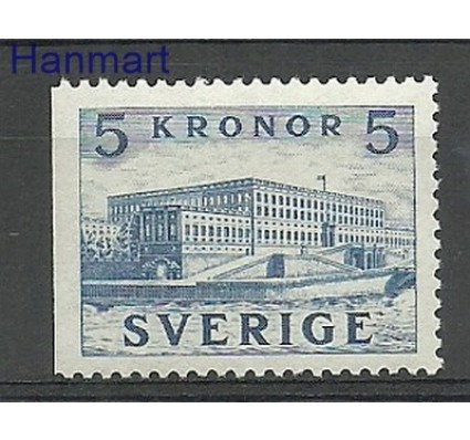 Znaczek Szwecja 1941 Mi 285Dl Czyste **