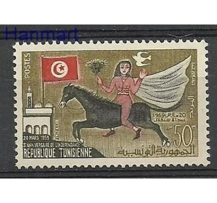 Znaczek Tunezja 1959 Mi 515 Czyste **