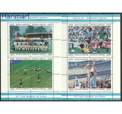 Znaczek Argentyna 1986 Mi ark 1825-1840 Czyste **